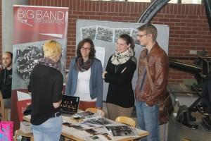 Erstsemesterbegrüßung der HS-Ravensburg-Weingarten